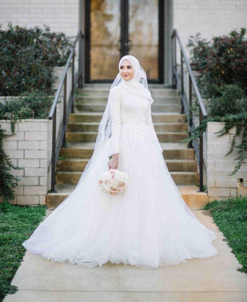 صوره احدث فساتين الزفاف , اروع تشكيله فساتين الزفاف