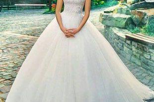 بالصور احدث فساتين الزفاف , اروع تشكيله فساتين الزفاف 2586 12 310x205