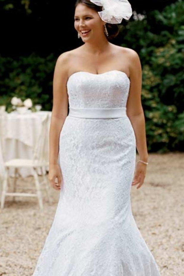بالصور احدث فساتين الزفاف , اروع تشكيله فساتين الزفاف 2586 8