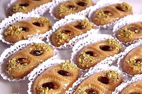 بالصور حلويات جزائرية بسيطة بالصور , اشهى الحلويات الجزائريه 2638 4