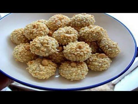 بالصور حلويات جزائرية بسيطة بالصور , اشهى الحلويات الجزائريه 2638 9