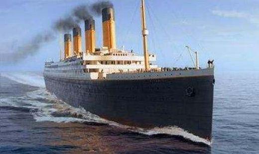 بالصور سفينة تيتانيك , تيتانيك اضخم سفينه فى العالم 2660 11