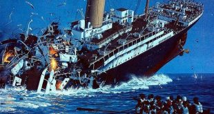 بالصور سفينة تيتانيك , تيتانيك اضخم سفينه فى العالم 2660 12 310x165