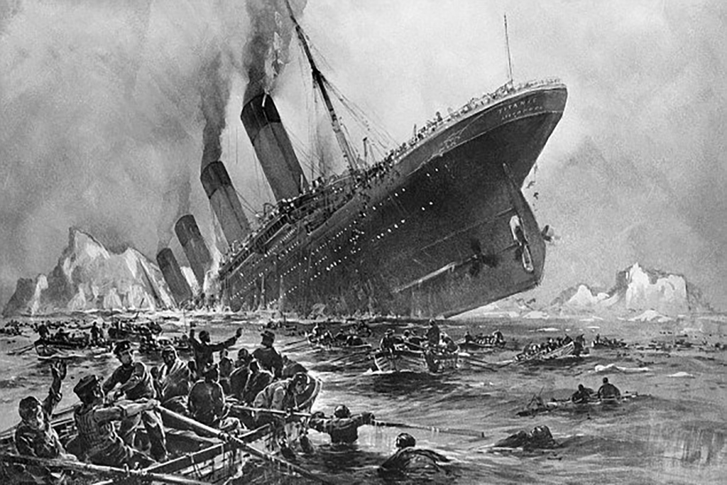 بالصور سفينة تيتانيك , تيتانيك اضخم سفينه فى العالم 2660 3