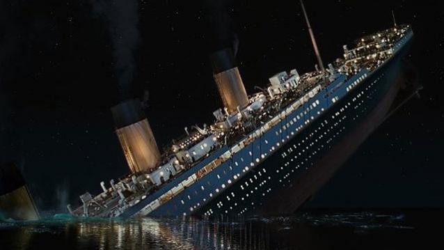 بالصور سفينة تيتانيك , تيتانيك اضخم سفينه فى العالم 2660 8