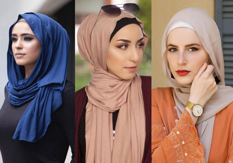 بالصور طرق لف الحجاب , فديو كامل لطريقة لف الحجاب 2714 1