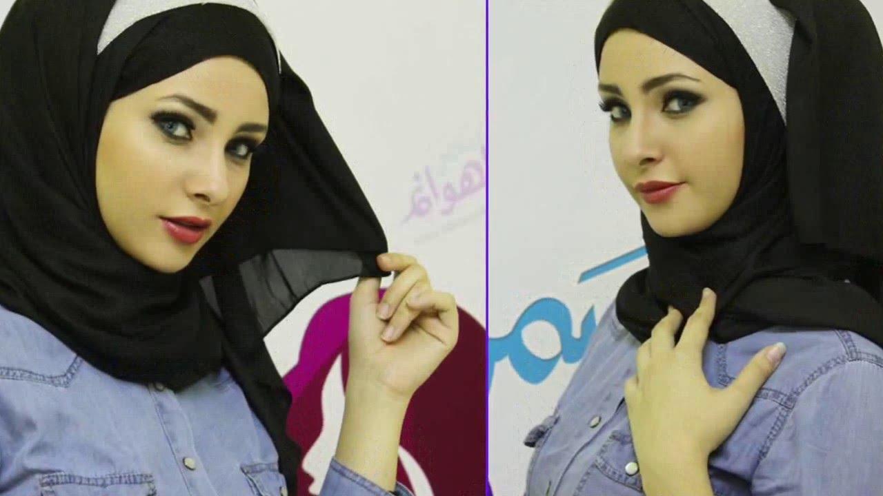 بالصور طرق لف الحجاب , فديو كامل لطريقة لف الحجاب 2714 2