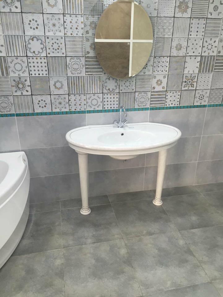 صوره سيراميكا كليوباترا حمامات , اشكال سيراميك جميل للحمامات