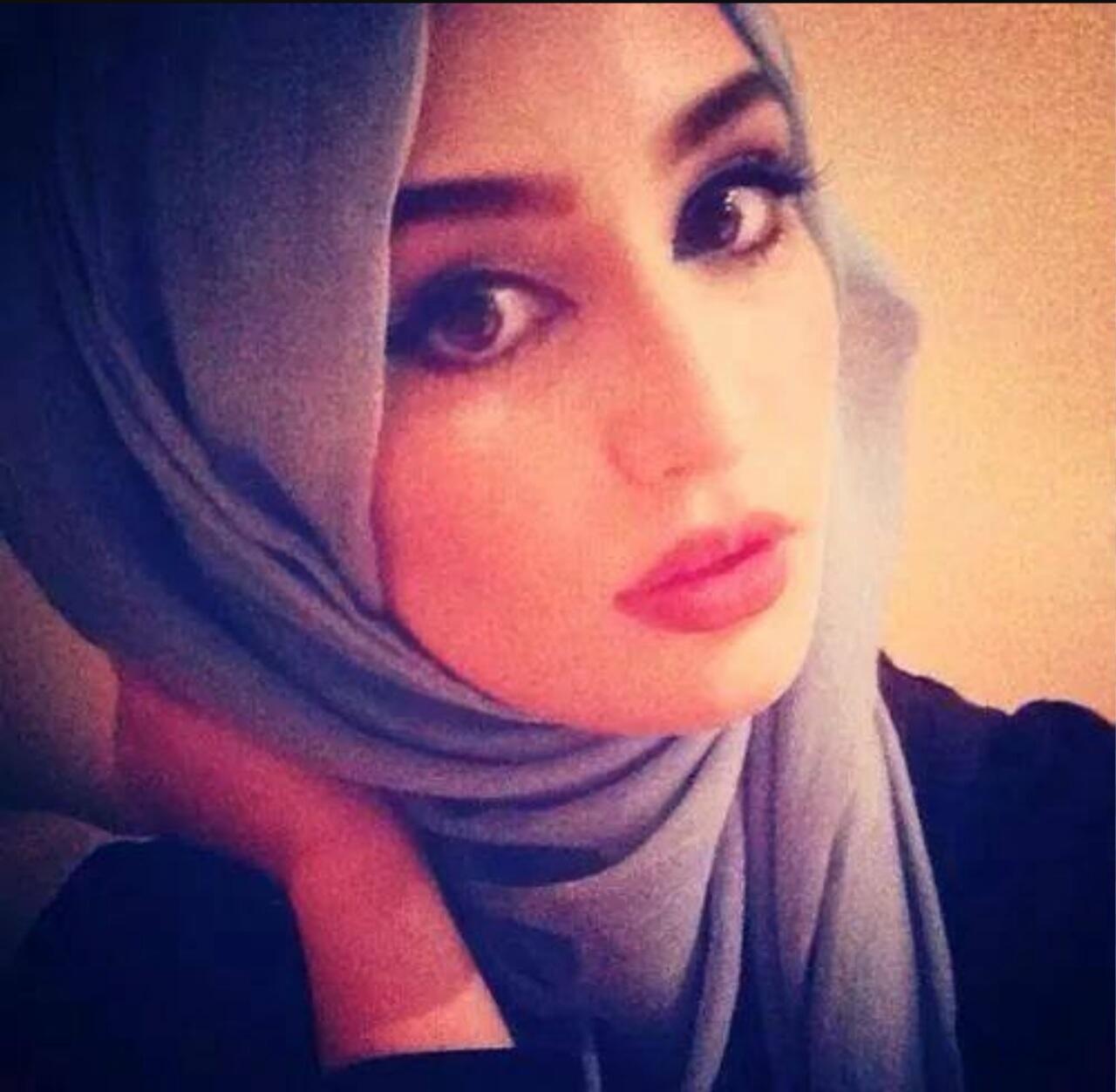 بالصور صور بنات محجبات حلوات , جمال البنات المحجبات 3327 4