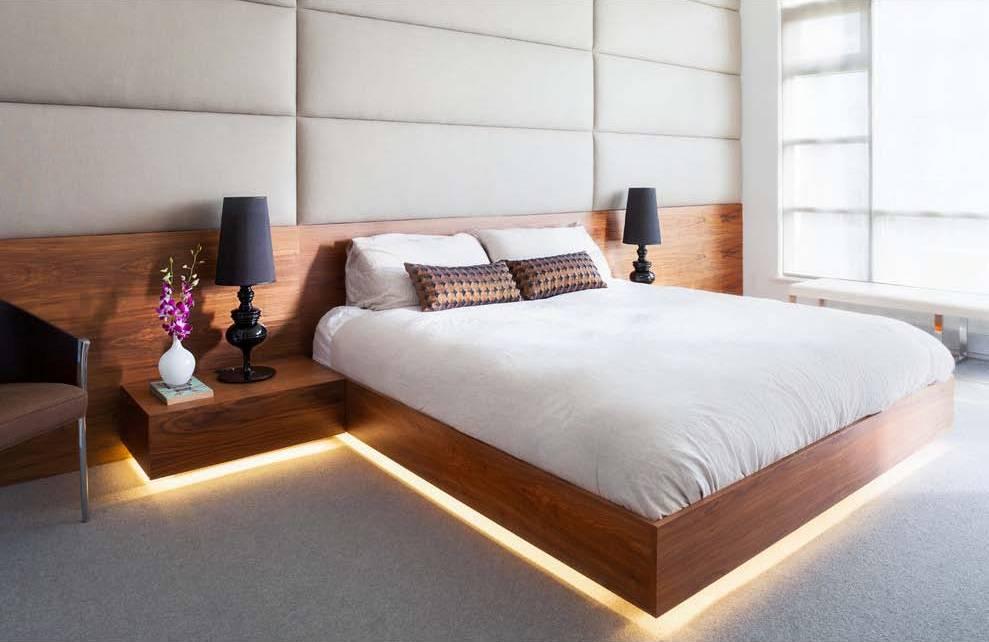 صورة غرف نوم حديثه , احدث تصميمات غرف النوم ٢٠١٨