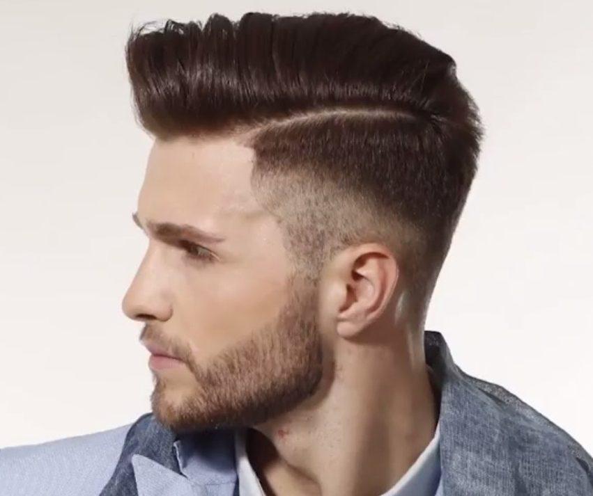 بالصور اجمل قصات الشعر للرجال , اشيك قصات شعر رجالى 5307 4