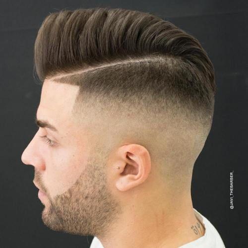 بالصور اجمل قصات الشعر للرجال , اشيك قصات شعر رجالى 5307 6