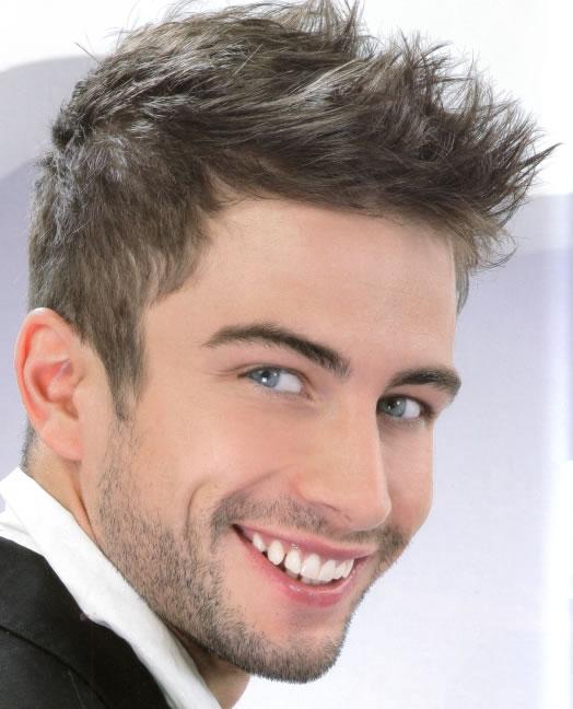 بالصور اجمل قصات الشعر للرجال , اشيك قصات شعر رجالى 5307 8