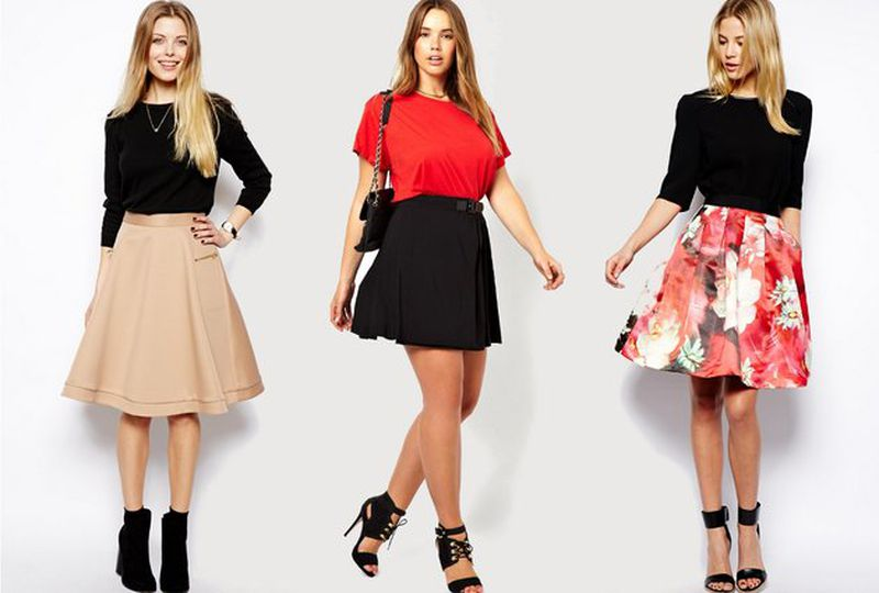 صورة فساتين قصيرة للمراهقات , الفساتين وازياء المراهقات