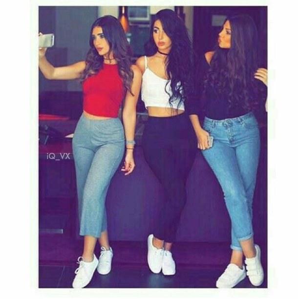 صورة ستايل بنات , مجموعه من الصور لستايل بنات مختلفه