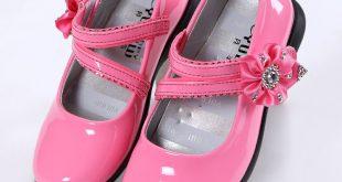 صوره احذية اطفال بنات , اشكال متنوعه من الاحذيه البناتي للاطفال