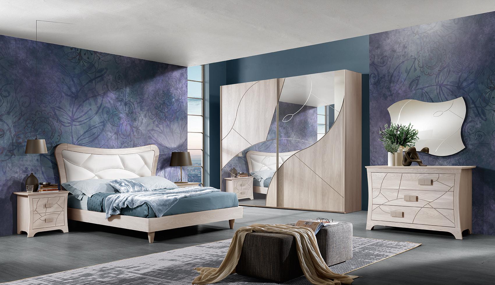 صورة غرف نوم مودرن 2019 كامله , احدث التصميمات لغرف النوم المودرن كامله للعرسان