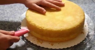 صورة طريقة عمل الكيكة الاسفنجية بالصور , صور افضل الطرق لعمل الكيكه الاسفنجيه