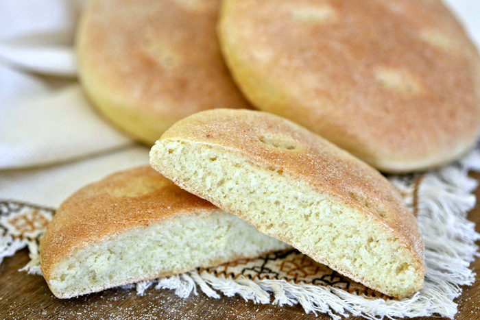 بالصور الخبز المغربي , طريقة بسيطة بخطوتين لعمل خبز المغرب 136 2