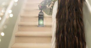 صور تفسير حلم الشعر الطويل , تفسير الشعر الطويل للعزباء