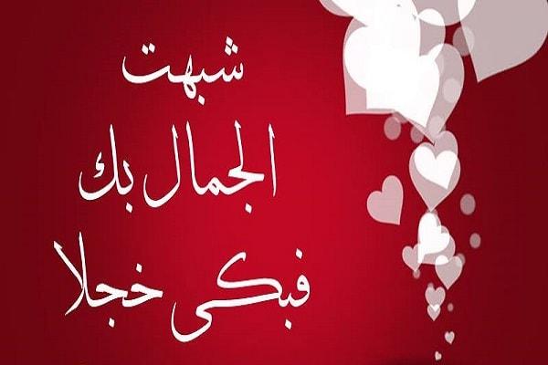 كلام حب قصير للحبيب شوفوا هالالفاظ المعبرة عن الحب راوووعة بنات كيوت