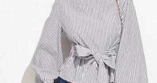 صور موديلات بلوزات شيفون للمحجبات , بلوزات جديدة بالشيفون لارتدائها صيفا