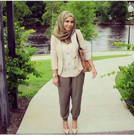 صورة ستايل محجبات , احدث لفات للحجاب