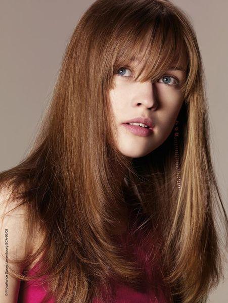 صور احدث قصات الشعر الطويل , الاوقات المحببة لقص الشعر