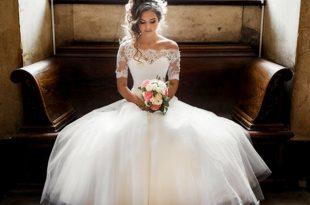 صورة تفسير حلم العروس بالفستان الابيض , تفسير الفستان الابيض في المنام للعزباء
