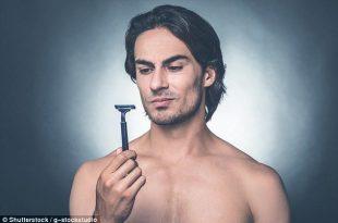 صورة طريقة حلق شعر الدبر للرجل بالصور , العناية بالمنطقة الحساسة للرجل