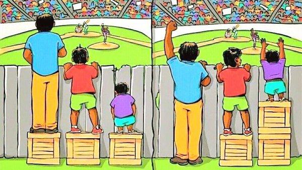 صوره الفرق بين العدل والمساواة , مفاهيم خاطئة يجب ان تصحح
