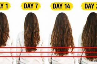 صورة لتطويل الشعر , وصفة تزيد من شعرك في شهر واحد
