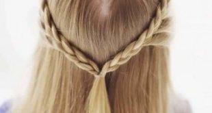 صورة تسريحات شعر للاطفال , اجمل تسريحات للاطفال للعيد