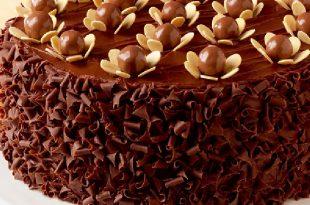 بالصور طريقة تزيين كيكة الشوكولاته , طريقة لتزين التورتة بسهولة وبدون تكاليف 403 2 310x205