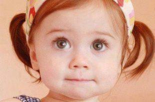 صورة طفلة جميلة , اجمل كائنات البراءة