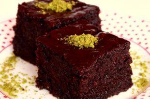 صور طريقة عمل كيكة الشوكولاته منال العالم , كيكة الشيكولاتة بطريقة سهلة