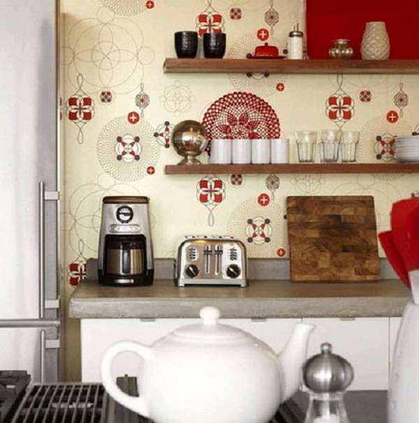 صورة تزيين المطبخ , اجمل الافكار لتزيين المطبخ بنفسك
