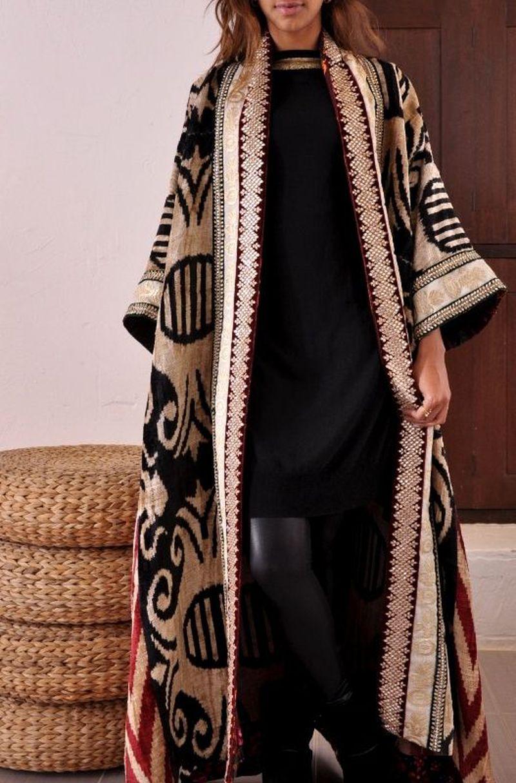 صورة عبايات كويتية , اجمل عبايات رائعة للفتيات 438 2
