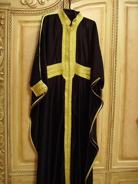 صورة عبايات كويتية , اجمل عبايات رائعة للفتيات 438 6