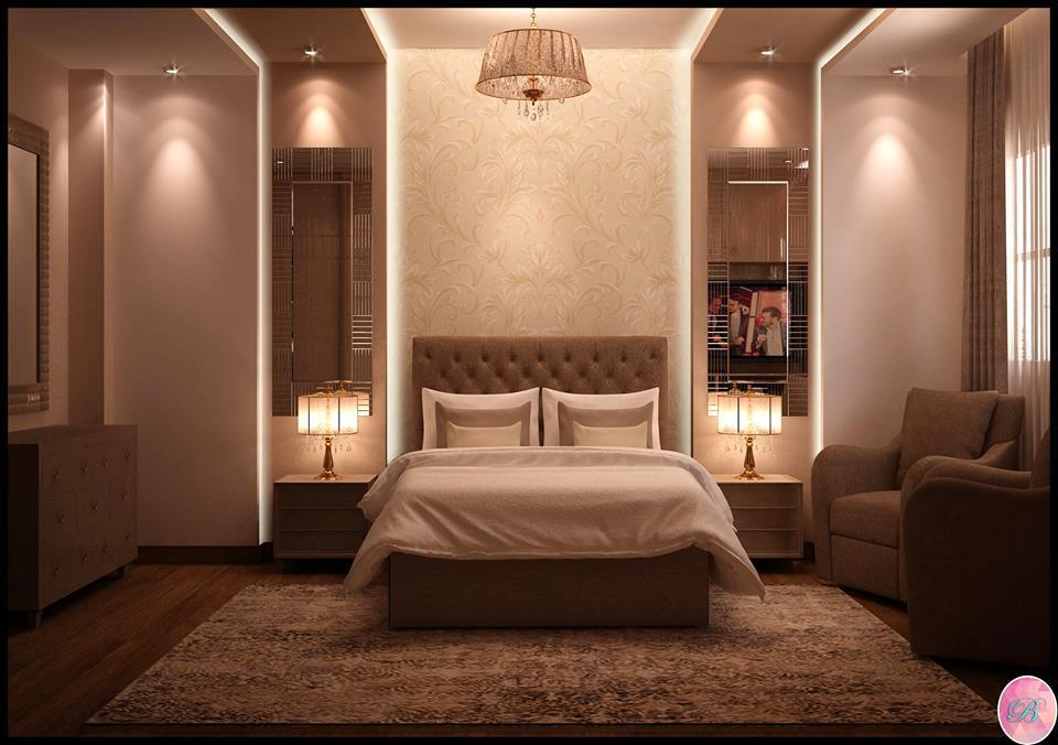 بالصور تصميم غرف نوم , ديكورات غرف نوم تجنن 446 4