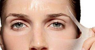صور تقشير البشرة الدهنية , احصلي علي وجه مشرق وتخلصي من بشرتك الدهنيه.