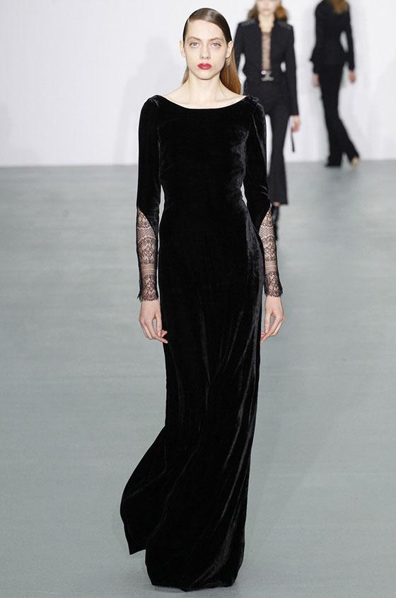 بالصور فستان مخمل , اشيك الفساتين لاجمل الفتيات 4790 6