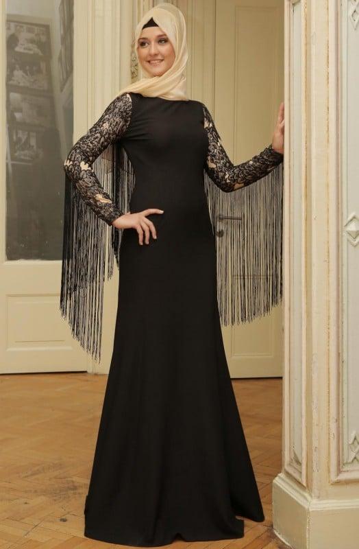 بالصور فستان مخمل , اشيك الفساتين لاجمل الفتيات 4790 8