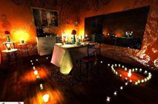 صورة عشاء رومانسي في البيت , دلعي زوجك واسعديه بعمل اجمل عشاء رومانسي .