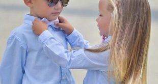صوره صور بنت وولد , اجمل علاقات البنات والاولاد