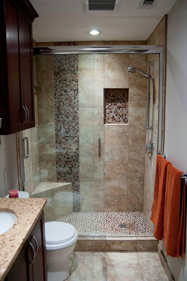 بالصور حمامات صغيرة , ديكورات روعة تستغل الاماكن الضيق 541 10