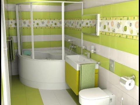 بالصور حمامات صغيرة , ديكورات روعة تستغل الاماكن الضيق 541 2