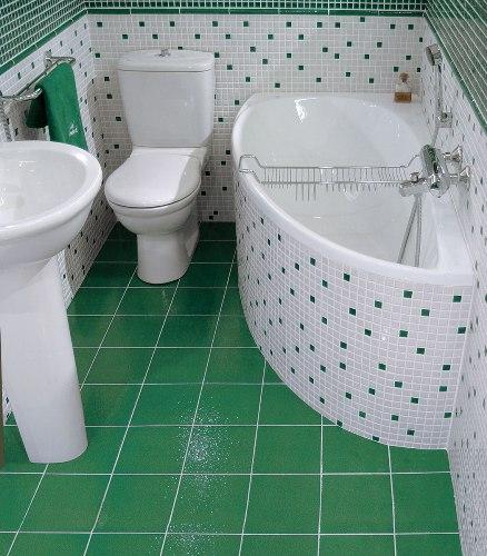 بالصور حمامات صغيرة , ديكورات روعة تستغل الاماكن الضيق 541 3