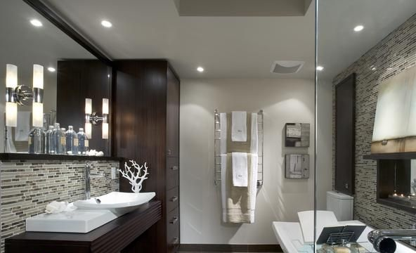 بالصور حمامات صغيرة , ديكورات روعة تستغل الاماكن الضيق 541 6