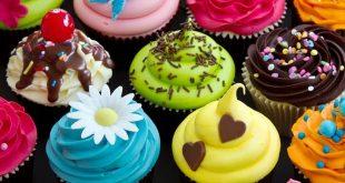 صورة طريقة عمل كب كيك , اجمل حلويات تقدم للحفلات